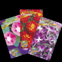 Мініпакети квітів